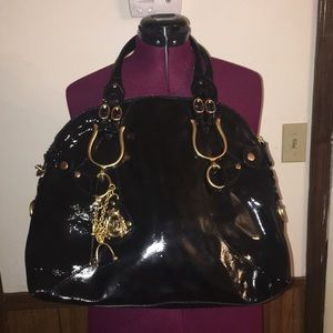 Juicy Couture Bags - Patent Leather Juicy Couture Shoulder Bag